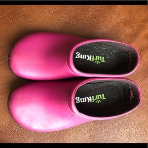 Shoes - Pink Women's Outdoor Slip on Slip on Garden Shoes